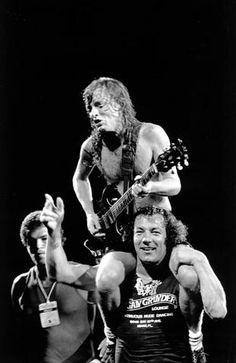 1985/01/15 - BRA, Rio De Janeiro, Rockdrome, Rock In Rio Festival | Highway To ACDC : le site francophone sur AC/DC