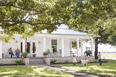 Texas couple breathes new life into their 100-year-old home with a savvy approach to all things salvage
