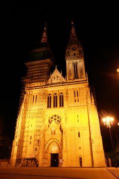 Katedrala Marijina Uznesenja in Zagreb、Croatia