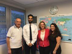 Câmara Brasil-Israel participa de encontros em Tel Aviv com a Câmara Israel-Brasil e a Federação das Câmaras de Comércio de Israel.