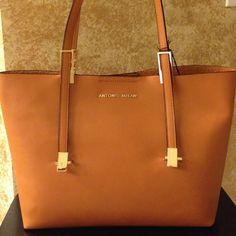 Orange Antonio Melani handbags