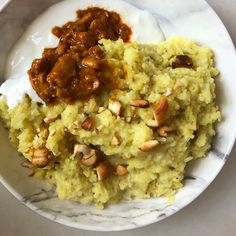 Khara Huggi or Pongal From Chitra Agrawal recipe on Food52