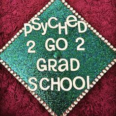 University of New Mexico 2015 Psychology graduation cap! University of Ne College Graduation Pictures, Graduation 2016, Graduation Parties, Graduation Caps, Psychology Major, School Psychology, Psychology University, Graduation Cap Designs, Graduation Cap Decoration