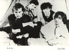 R.E.M. - back in the day...