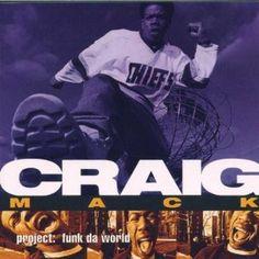 Today in Hip Hop History: Craig Mack released his debut album Project: Funk Da World September 1994 Arte Hip Hop, Hip Hop Art, Flava In Ya Ear, Bad Boy Entertainment, Classic Hip Hop Albums, New School Hip Hop, History Of Hip Hop, Rap City, Hip Hop Lyrics