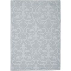 Nourison® Thyme Wool Rectangular Rug  found at @JCPenney in Charcoal