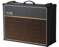 Vox AC-30. Anyone? It was my birthday yesterday.