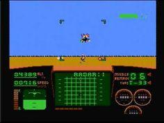 Top Gun by Konami for the Nintendo Entertainment System #NES - Playthrough by bobexr3