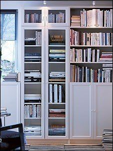 41++ Enclosed bookcase with doors inspirations