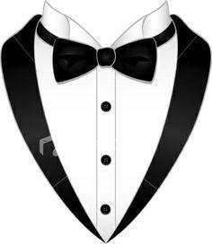 Black Bow Tie Affair Royalty Free Stock Vector Art Illustration