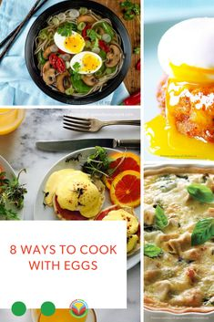 Grilled eggs in sweet peppers, basil quiche, frittata, shakshuka and more! Fruit Recipes, Egg Recipes, Pork Recipes, Vegetable Recipes, Barley Recipes, Bison Recipes, Mushroom Recipes, Potato Recipes, Vegetarian Brunch