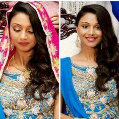 20 Best Side Swept Hairstyles For Indian Women You Can't Resist Side Swept Hairstyles, Indian Hairstyles, Wedding Hairstyles, Trends, Indian Sarees, Your Hair, Sari, Elegant, Stylish