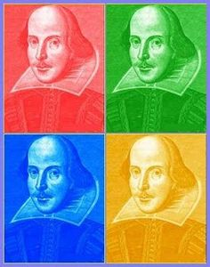 Shakespeare given the Andy Warhol workover!