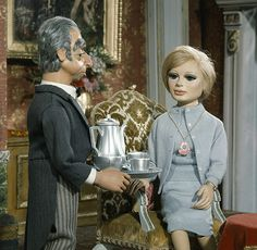 Gerry Anderson and his supermarionation superstars – in pictures