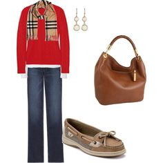 a polyvore outfit i actually own!