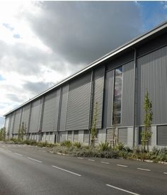CA Group Limited has announced that it has successfully installed its SolarWall transpired solar collector (TSC) technology at the new Royal Mail Parcelforce distribution center in Chorley, Lancashire.