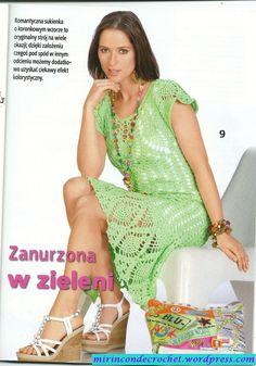 Vestidos | Mi Rincon de Crochet | Página 2