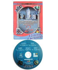 Greveholmin Arvoitus 2; Kohteena Planutus PC-peli