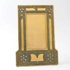 Tiffany Studios New York Abalone Picture Frame | From a unique collection of antique and modern desk accessories at https://www.1stdibs.com/furniture/more-furniture-collectibles/desk-accessories/
