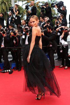 Freida Pinto - Festival de Cannes 2014 - Egérie L'Oréal Paris #Cannes2014 #Insidecannesloreal