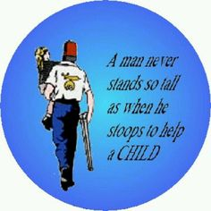 This is the type of sentiment that makes me love being a Shriner.