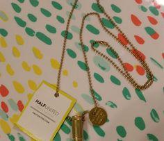 Half United bullet necklace on eDivv.com
