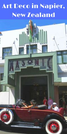 How Art Deco in Napi