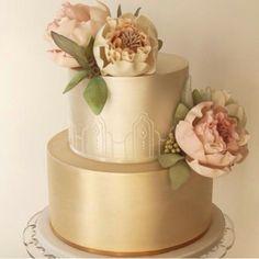 Golden tones for a wedding @gunnersbarracks . Loved this one! #Padgram