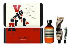 Aesop Italian Futurist Packaging