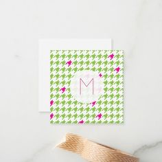 Cute correspondence Custom Stationary, Custom Cards, Paper Texture, Smudging, Note Cards, Monogram, Notes, Create, Pink