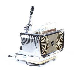 Vintage Espresso Machine Grinders | Commercial Espresso Machine Parts | Brooks-UsedEspressoMachines.com