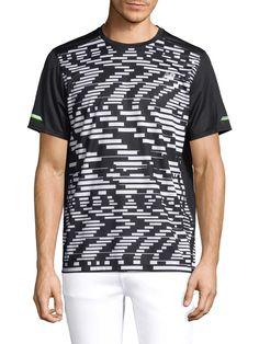 27beb110a171f1 NEW BALANCE MEN S ICE CREWNECK T-SHIRT - SIZE XXL.  newbalance  cloth  .  Mac Jack Kaiser · ATLH · Nike Mens M Pro ...