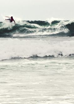 California surf. #Getoutthere #bigwaves