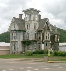 1875 Italianate - The Old Hickory in Coudersport, PA