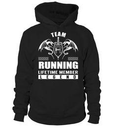 Team RUNNING - Lifetime Member