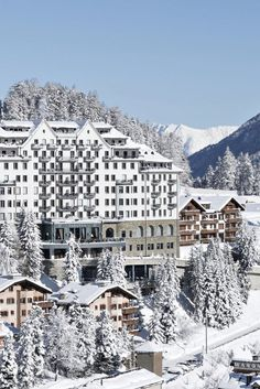 hotel playa With a stay at Carlton Hotel St - hotel Best Ski Resorts, Best Vacations, Hotels And Resorts, Winterthur, Zermatt, Lugano, Beautiful Hotels, Beautiful Beaches, Vacation Places