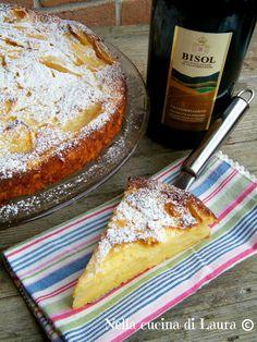 torta di mele senza burro delle sorelle Simili - nella cucina di laura