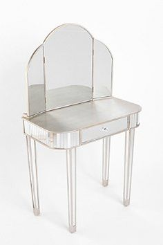 Mirrored Vanity from Urban