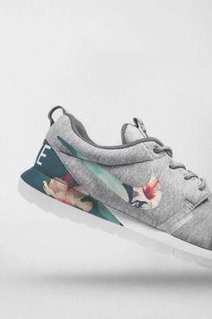 These are beautiful, which is not a word I commonly use while describing a pair of sneakers.