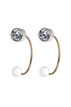 Fancy, but still cool — these will be your new go-to earrings. #refinery29 http://www.refinery29.com/expensive-clothes-to-splurge-on#slide-13