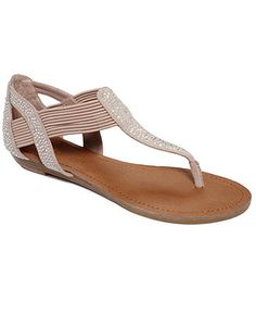 Madden Girl Shoes, Tonee Flat Thong Sandals - All Women's Shoes - Shoes - Macy's