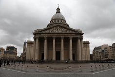The Pantheon, 5eme