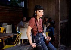 On The Scene….Coffee Shop, Brooklyn - The Sartorialist