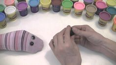 Play Doh Shaun the Sheep. Play Doh Shaun the Sheep by Funny Socks!