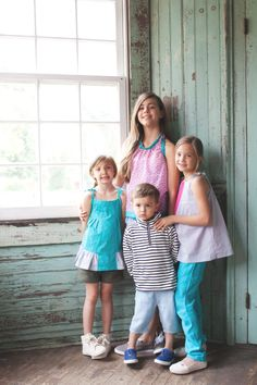 Willow & Co- pdf patterns summer collection available NOW// willowandcopatterns.com/