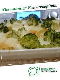 Zapiekanka kebab gyros jest to przepis stworzony przez użytkownika Dorota1000. Ten przepis na Thermomix<sup>®</sup> znajdziesz w kategorii Inne dania główne na www.przepisownia.pl, społeczności Thermomix<sup>®</sup>. Broccoli, Mashed Potatoes, Cauliflower, Meat, Chicken, Vegetables, Ethnic Recipes, Thumbnail Image, Food