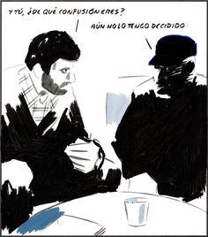 Viñeta: El Roto - 2014-11-12 | Opinión | EL PAÍS