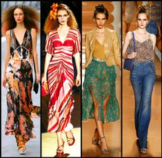 1970s fashion looks | 2011 S/S Fashion Trends Part 3: « ~ In Style With Stylebabe ~