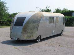 Ultra Van Motor Home -1960