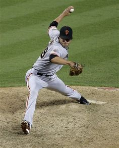 San Francisco Giants pitcher Javier Lopez delivers a pitch against the Arizona Diamondbacks during the sixth inning of a baseball game, Saturday, June 8, 2013, in Phoenix. (AP Photo/Matt York)